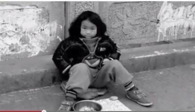 Mii de copii se pierd anual în China!