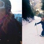 Foto: Ai noștri, la munte! Vezi cine a urcat pe schiuri!