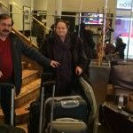 Foto: Ion Paladi,  nea Botgros și Ioana Căpraru și-au pregătit bagajele pentru Londra!