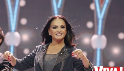 Sofia Rotaru nu renunță la rochiile cu paiete