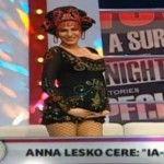 Foto: Anna Lesko, gravidă în 7 luni!