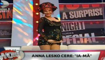 Anna Lesko, gravidă în 7 luni!