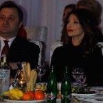 Foto: Angela Gonța și Vlad Filat, împreună,  la primul eveniment!
