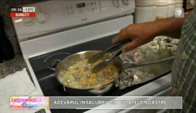 Ce greșeli fac moldovenii la bucătărie