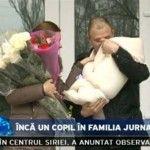 Foto: Prezentatoarea Jurnal TV, Maria Marian, a născut un băiat