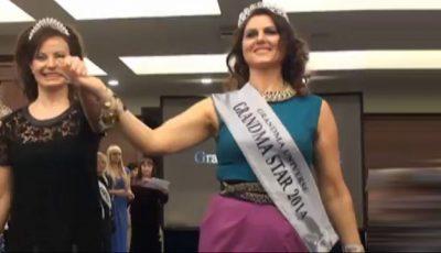 Lenuța Burghilă a devenit Miss GrandMa Star of Universe 2014 în Bulgaria!