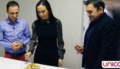 Ion Paladi a gătit cea mai sănătoasă salată a moldovenilor: cea din varză murată!