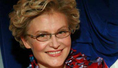 Elena Malișeva este dependentă de…