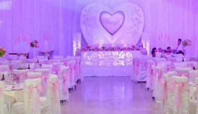 Alege corect sala de nuntă!