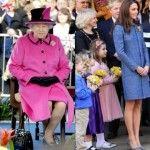 Foto: Kate Middleton cu fundul la vedere!