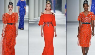 Carolina Herrera îți prezintă 5 rochii senzuale de seară!