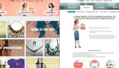 Vinde și cumpără ținute trendy de pe site-ul CHICHI.MD!