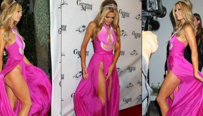 Paris Hilton, fără lenjerie intimă la aniversarea celor 33 de ani!