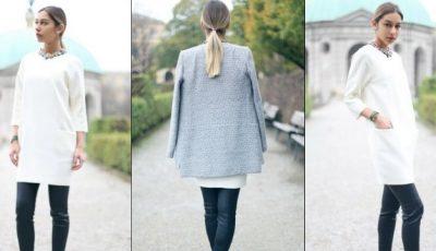O ținută feminină de la fashion bloggerița Daniela Culev!