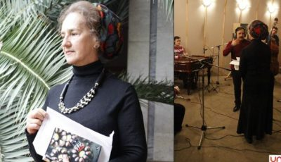 Exclusiv: Sofia Vicoveanca a revenit în Moldova!