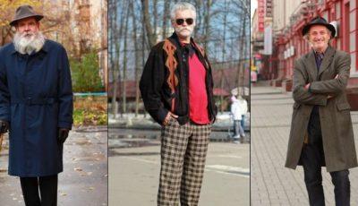 Cei mai stilați pensionari din Rusia!
