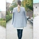 Foto: O ținută feminină de la fashion bloggerița Daniela Culev!