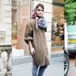 """Foto: Ylianna Danko: """"Poartă paltonul cu stil inspirându-te din look-urile street style!"""""""
