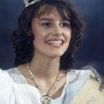 Королева красоты Москвы в 1988 году Мария Калинина