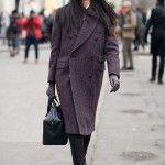 """Ylianna Danko: """"Poartă paltonul cu stil inspirându-te din look-urile street style!"""""""