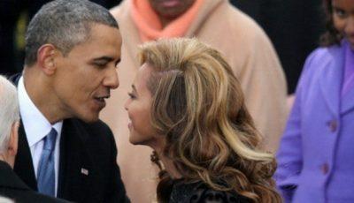 Obama a avut o relație amoroasă cu Beyonce?!