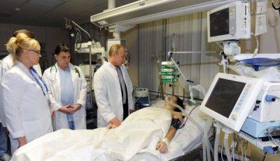 Schioarea olimpică Maria Komissarova nu-şi mai simte corpul, după ce şi-a fracturat coloana la Jocurile Olimpice