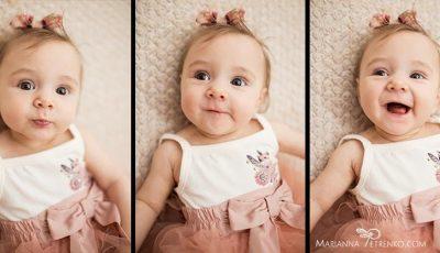 Fiica lui Lilu, în rol de balerină!