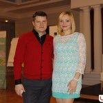 Foto: Cum şi-a anunţat Cornelia Ştefăneţ soţul că este însărcinată