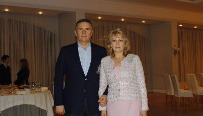 Valeriu Pleşca: îndrăgostit de 33 de ani
