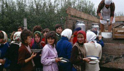 Cum arătau moldovenii prin anii `80!