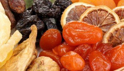 Când, cum și în ce cantități putem consuma fructele uscate?
