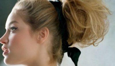 Coafuri simple pentru zilele în care ai părul gras