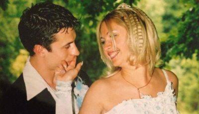 Cum arătau mirii Sandu și Natalia Gorgos acum 13 ani!