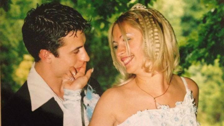Foto: Cum arătau mirii Sandu și Natalia Gorgos acum 13 ani!