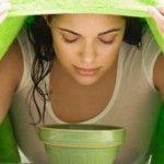 Foto: Beneficiile inhalaţiilor cu abur