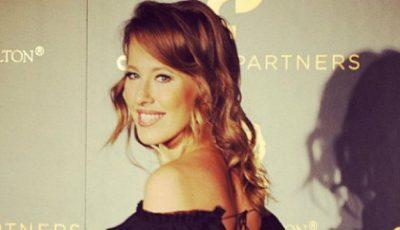 Xenia Sobceak a împărtășit secretul bronzului perfect