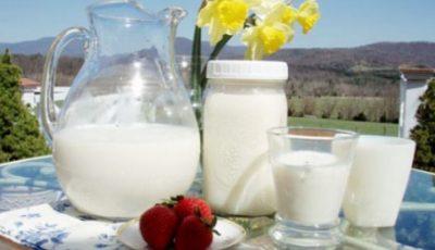 Laptele este singurul aliment care conţine toate mineralele necesare organismului