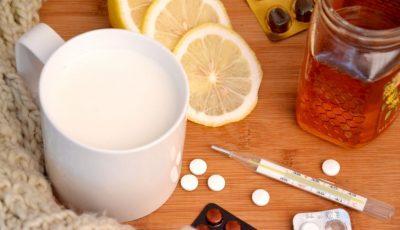 Ce să nu mănânci când eşti răcită