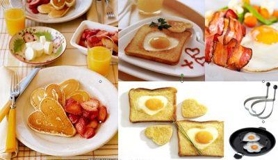 Ce mănâncă fiecare ţară la micul dejun?