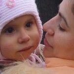 Foto: Anual în Moldova se nasc circa 200 de copii cu viciu cardiac. Dina este unul din ei!