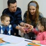 Foto: 3 metode perfecte pentru imunizarea copiilor de la familia Gorgos!