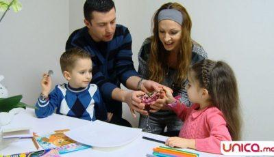 3 metode perfecte pentru imunizarea copiilor de la familia Gorgos!