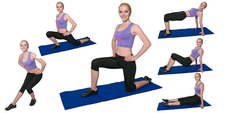 exercitii pt slabit picioare