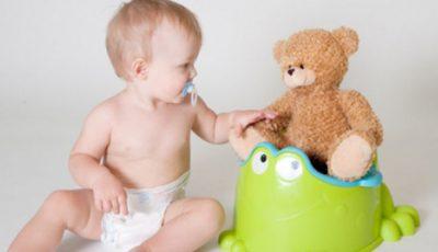 Scutecele de unică folosinţă favorizează apariţia cistitei la copii