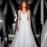 Foto: Ylianna Danko te învață cum să-ți alegi rochia de mireasă potrivită
