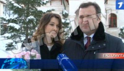 Vlad Filat și Angela Gonța s-au cununat!