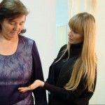 Foto: Femeia din Ștefan Vodă va avea o nouă garderobă!