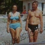 Foto: Ce costum de baie purta Elena Ceaușescu în 1976!