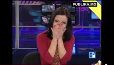 Rita Ursalovschi, emoționată până la lacrimi