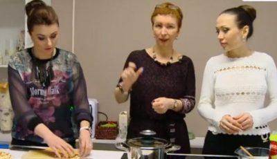 Lili Lozan a gătit o salată de post din fasole